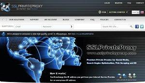 SSLPrivateProxy Service
